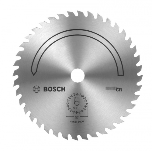 Диск отрезной Bosch CR