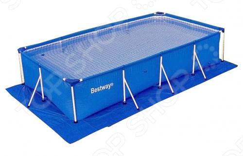 Покрытие защитное под бассейн Bestway 58102 бассейн bestway 457х107см бв57127