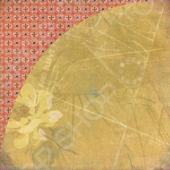 фото Бумага для скрапбукинга двусторонняя Basic Grey Selvage, купить, цена