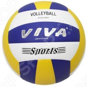 Мяч волейбольный Viva PU2000 viva baby viva baby спортивный костюм бежевый