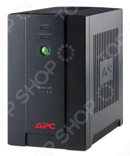 Источник бесперебойного питания APC BX1100CI-RS