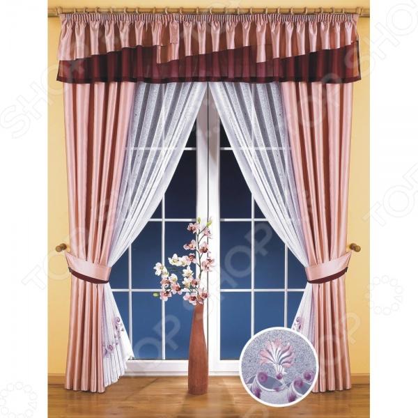 Комплект штор Wisan 5709 смеситель с душем недорого купить
