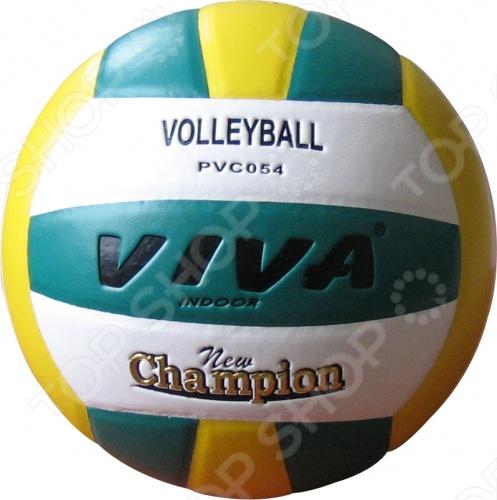 Мяч волейбольный Viva PVC054 футболка wearcraft premium printio ргму пирогова