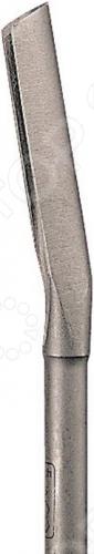 Зубило полукруглое Bosch 1618601101 залито асфальтом