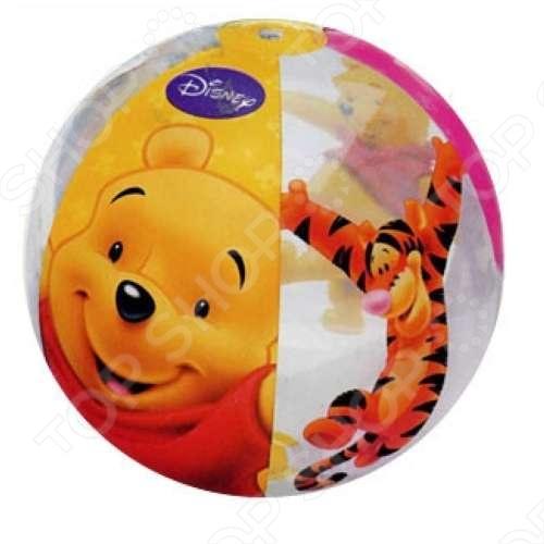 Мяч надувной Intex «Винни Пух» 58025 Мяч надувной Intex «Винни Пух» 58025 /