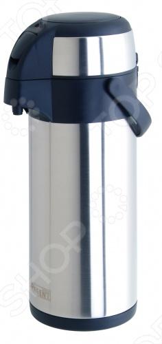Термос Regent 93-TE-G-1Термосы и термокружки<br>Термос Regent 93-TE-G-1 - весьма грамотное сочетание цены и качества, эстетичности и практичности, созданное специально для вас и ваших дорогих любителей активного образа жизни, путешествий и походов! Основными преимуществами данной модели стали: материал изготовления металлическая колба , тип конструкции - вакуумный, с пневмонасосом помпой , современный и стильный дизайн, универсальность расцветки - подходит как мужчинам, так и женщинам, назначение. Порадуйте себя и своих любимых и родных активчиков столь приятным, а главное, полезным подарком, как термос Regent 93-TE-G-1!<br>