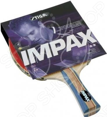 Ракетка для настольного тенниса Stiga Импакс ЭйСиЭс ВРБ