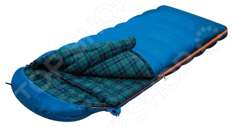 Спальный мешок Alexika Tundra Plus спальный мешок одеяло alexika siberia wide plus