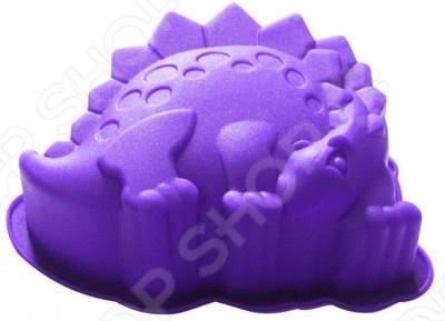 Форма для выпечки силиконовая Regent Снегозавр форма для выпечки силиконовая regent лазанья