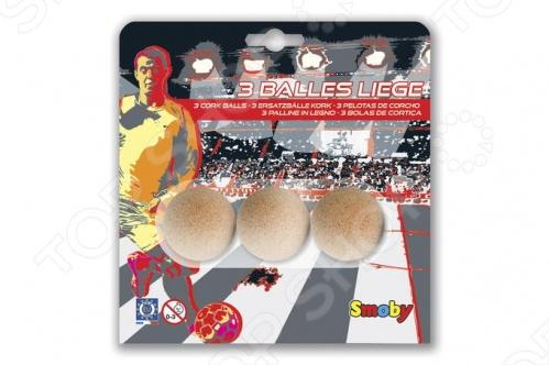 Мячи Smoby для настольного футбола