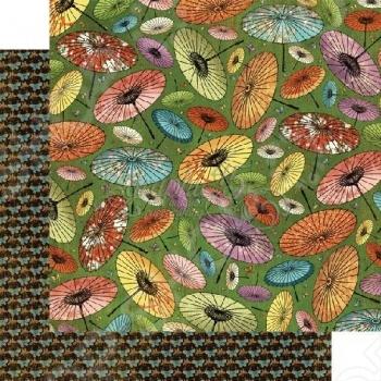 фото Бумага для скрапбукинга двусторонняя Graphic 45 Endless Spring, купить, цена