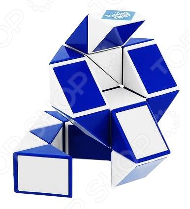Игра-головоломка Rubiks Twist «Большая змейка» конструктор развивающий rubiks кубик рубика сделай сам
