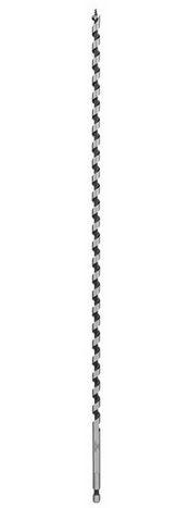 Сверло по дереву винтовое Bosch