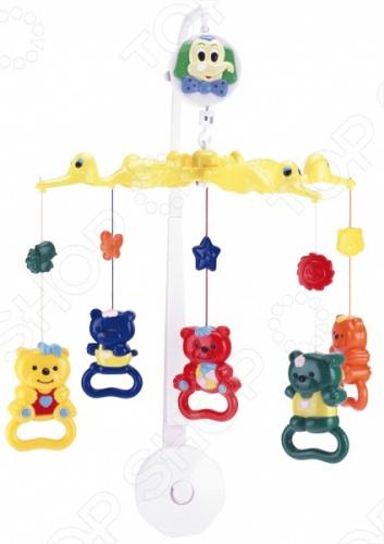 фото Карусель музыкальная Canpol babies «Веселые мишки», Музыкальные карусели. Мобили