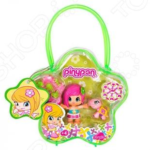Кукла Famosa «Pinypon с черепашкой в сумочке»