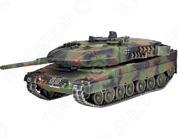 Сборная модель танка Revell Leopard 2A5/A5NL