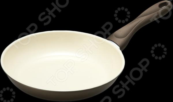 Сковорода Winner WR-6609Сковороды<br>Сковорода Winner WR-6609 - практичная и качественная модель предназначена для приготовления широкого спектра блюд. Благодаря антипригарному покрытию на сковороде можно тушить овощи, мясо и рыбу с минимальным использованием растительного масла. Равномерное распределение тепла способствует ускорению процесса приготовления блюд, при этом сохраняются все полезные вещества и витамины. Сковорода оснащена бакелитовой ручкой эргономичной формы, что делает процесс приготовления удобным и безопасным.<br>