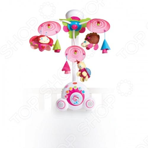 Мобиль многофункциональный Tiny love Бум-бокс tiny love многофункциональный мобиль бум бокс 1302476830 431