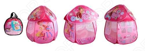 Палатка детская игровая в сумке 1 TOY Т56299