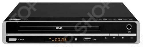 фото DVD-плеер Telefunken TF-DVD5029, DVD и Blu-Ray плееры