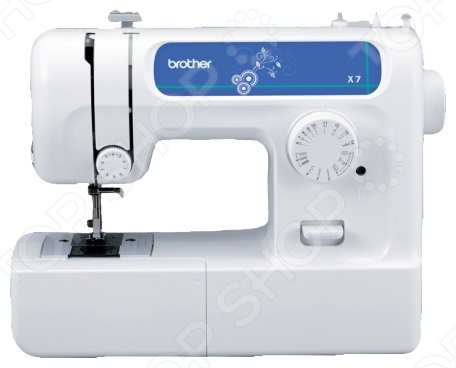 Швейная машина Brother X-7 швейная машина vlk napoli 2400