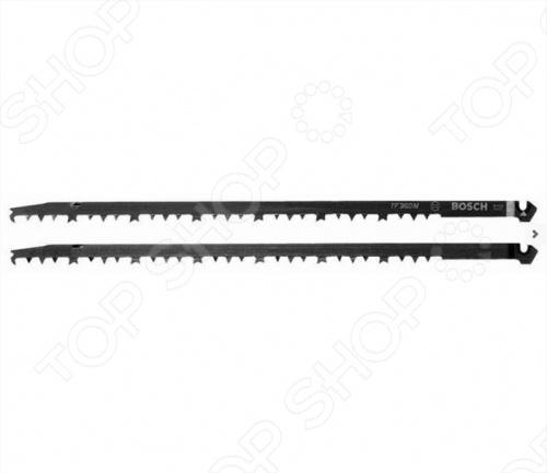 Набор ножовочных полотен Bosch HCS TF 350 M bosch mas 6151 m