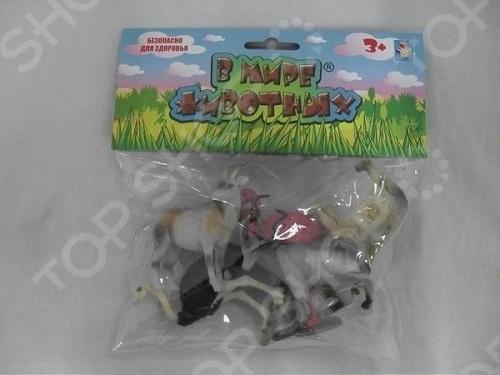 Дикие животные Африки 1 Toy Т53868