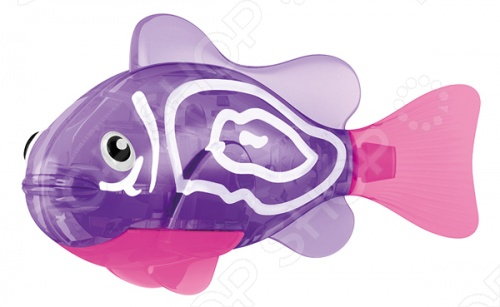 Роборыбка тропическая Zuru «Хромис» интернет магазин рыбки в аквариуме