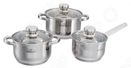 Набор кухонной посуды Bohmann BH-06-175 кастрюля bohmann bh 2720