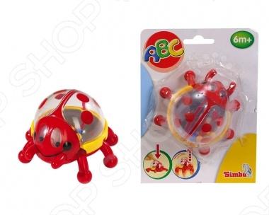 Игрушка-погремушка Simba «Божья коровка» божья коровка лиза игрушка книжка lilliputiens