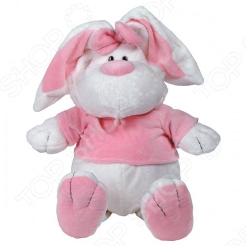 Мягкая игрушка Gulliver Кролик сидячий игрушка мягкая gulliver кукла хозяюшка 30см