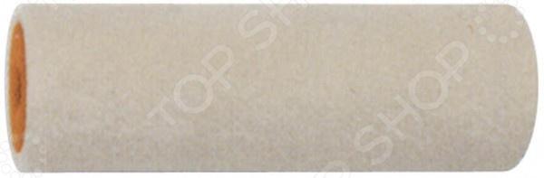 Ролик FIA Velour PremiumРолики. Кисти. Валики. Щетки<br>Ролик FIA Velour Premium предназначен для малярных работ по гладким поверхностям. Шубка модели изготовлена из велюра с полипропиленовой основой. Ворс длиной 4 мм обеспечивает наилучшее нанесение краски на рабочую поверхность. Диаметр ролика составляет 30 38 мм, для бюгеля 6 мм.<br>