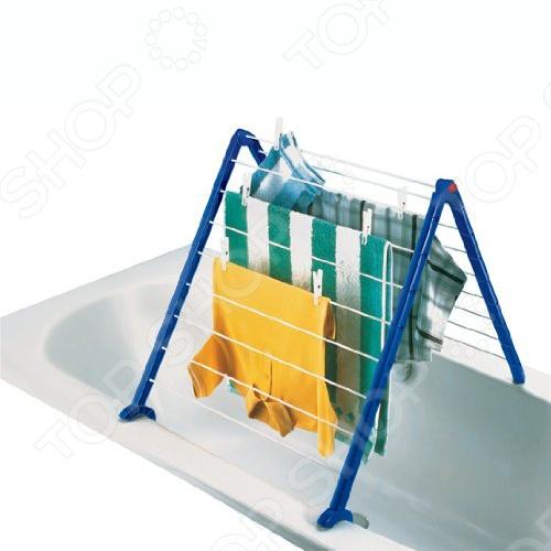 Сушка для белья на ванну Сушилка для белья на ванну Leifheit Pegasus V