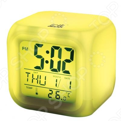 Часы Irit IR-600 будильник irit ir 604