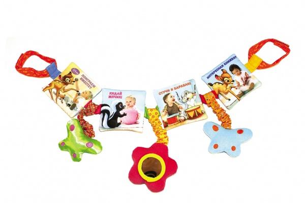 Книжки-игрушки Росмэн 978-5-353-05329-3 Disney. Поиграем вместе?