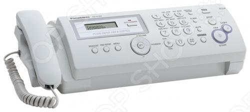 Многофункциональное устройство Panasonic KX-FP207RU цена и фото