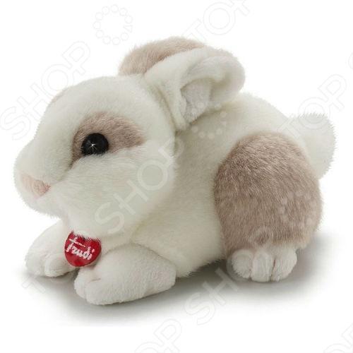 Мягкая игрушка Trudi Кролик Делюкс