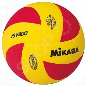Мяч волейбольный Mikasa VSV-800 мяч для пляжного волейбола mikasa vxs zb b р 5