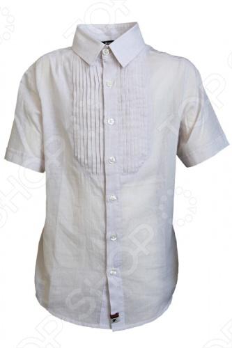 Рубашка La Miniatura S/S Tux Stripe