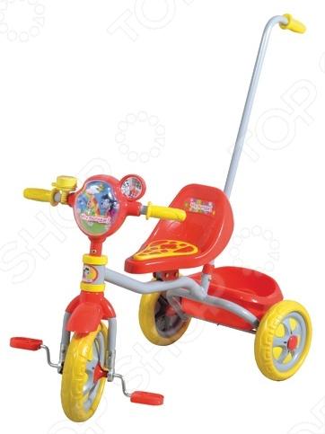 Велосипед трехколесный 1 TOY Т54032 «Заяц»