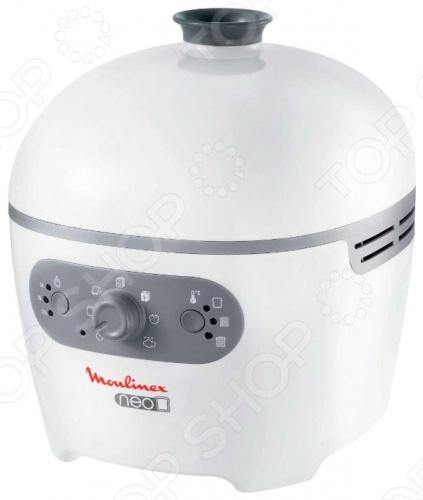 Хлебопечь Moulinex OW 1201 это компактная модель, благодаря которой вы в любой момент сможете насладиться свежей выпечкой. Устройство настолько умное, что от вас требуется лишь загрузить нужные ингредиенты и выставить один из 6-ти режимов всё остальное прибор сделает самостоятельно. Это компактная модель с максимальным весом выпечки 500 г хороший вариант для одного человека или молодой семьи.