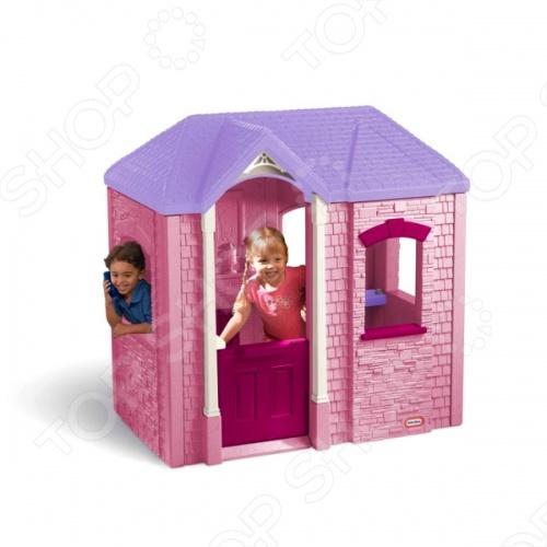 Домик игровой Little Tikes    /Розовый