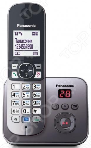 Радиотелефон Panasonic KX-TG6821 радиотелефон