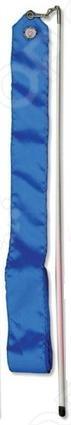 Лента гимнастическая 6 м AB220    /Синий
