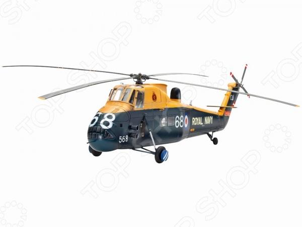 Сборная модель вертолета Revell Westland Wessex HAS Mk.3 сборная модель вертолета revell a 109 k2
