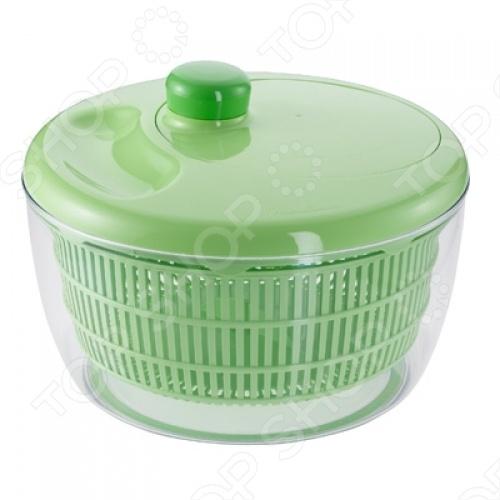 Сушилка для зелени Moulinex M8000302Сушилки для овощей и фруктов<br>Сушилка для зелени Moulinex M8000302 является механической сушкой с прозрачной емкостью, диаметром 26 см. Носик для слива воды. Прорезиненные ножки для устойчивости.<br>