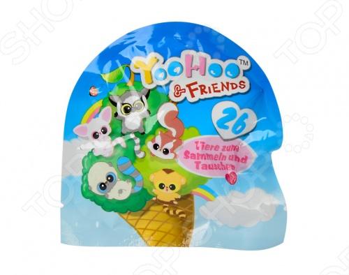 Фигурка Simba YooHoo&Friends автотрек dickie simba 3083077 спайдер мэн