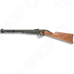 Ружье детское Edison Giocattoli Бизон ружье edison enfield gewehr metall western 0375 96