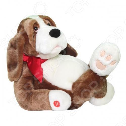 фото Интерактивная игрушка Музыкальные подарки «Пес Батарейкин», купить, цена
