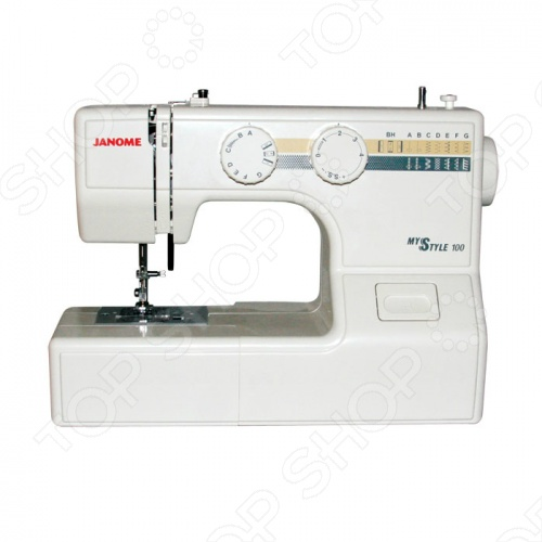 Швейная машина Janome 100 MS швейная машина vlk napoli 2400